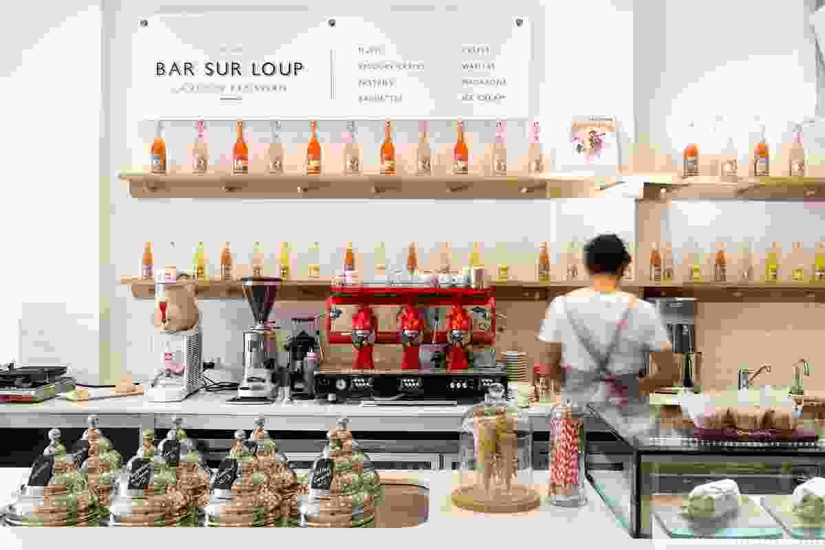 Bar Sur Loup by Biasol: Design Studio