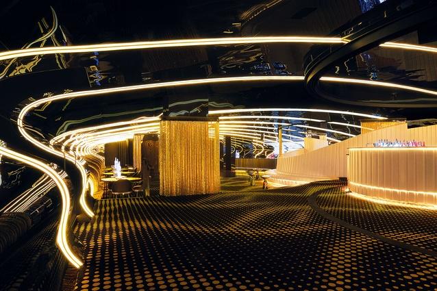 Bond Lounge (Melbourne, Victoria) by Hachem
