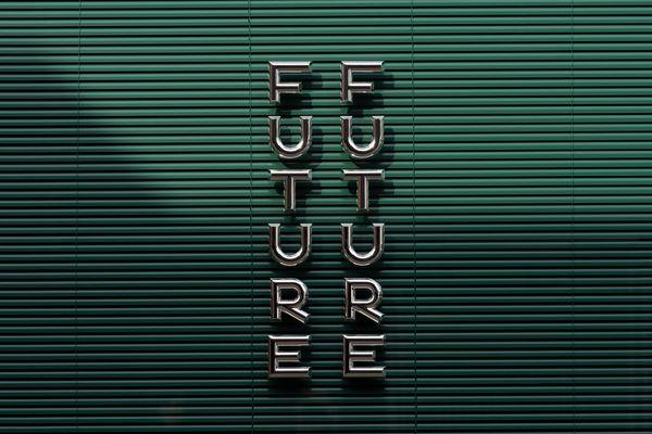 Future Future by A Friend of Mine Design Studio.