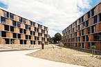 RIBA award for Monash student housing