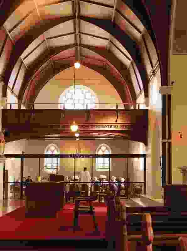 Good Shepherd Chapel – Abbotsford by Robert Simeoni Architects.