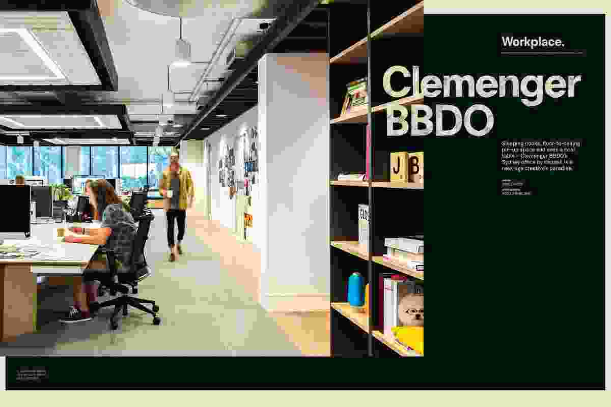 Clemenger BBDO by Hassell.