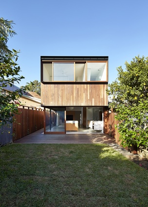 Bronte House by Archer Office.