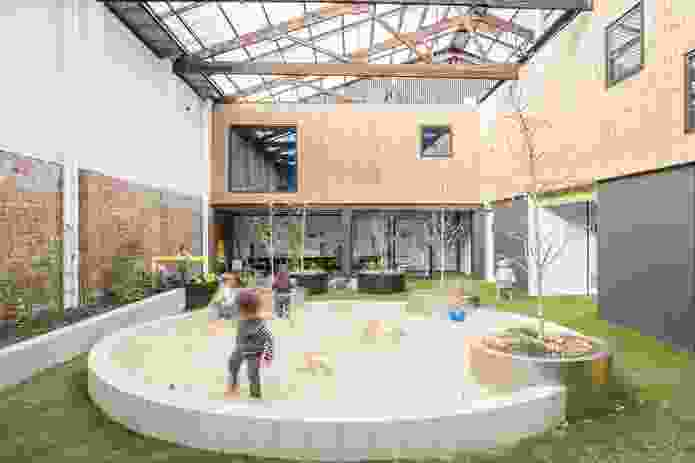 Lady Gowrie Tasmania Integrated Centre for Children and Families by Cumulus Studio.