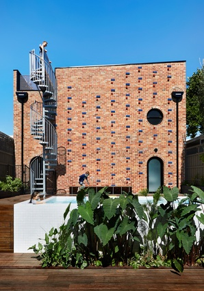 Brickface by Austin Maynard Architects.