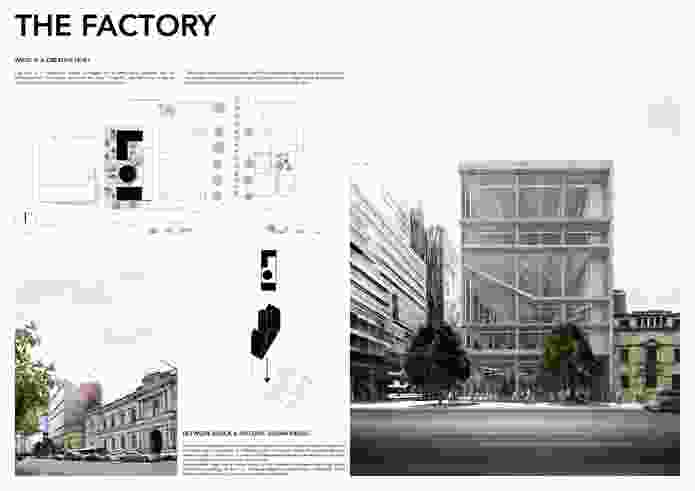 The Factory by Judith Busson Taridec and François Cattoni.