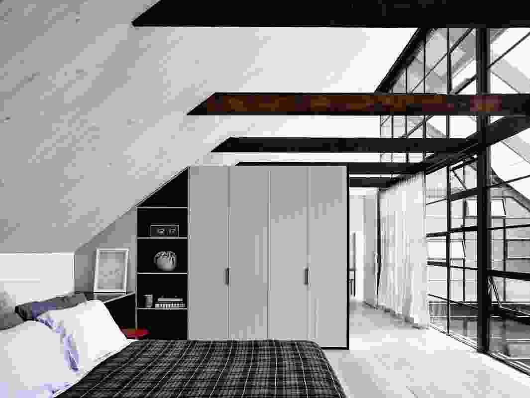 Fitzroy Loft by Architects EAT.