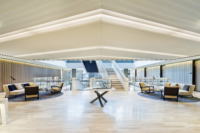 Corrs Chambers Westgarth, Sydney by Bates Smart