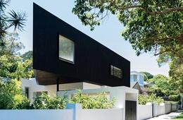 Black triangle: Platform House