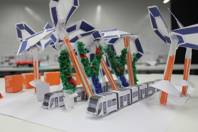 HexaPlex by Team Metro, Daramalan/Merici College.