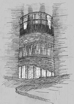 Sketch by Estelle Grange-Dubelle.