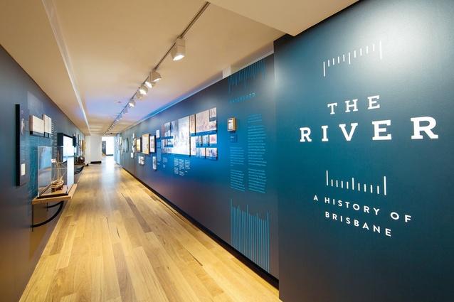 D Printing Exhibition Brisbane : Brisbane city hall architectureau