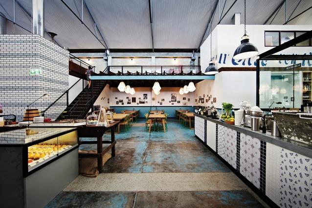 2013 Eat Drink Design Awards Shortlist Cafe Architectureau