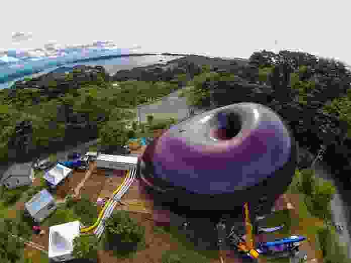 Lucerne Festival Ark Nova.