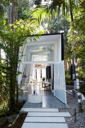 Studio for Indigo Jungle (Qld) by Marc and Co.