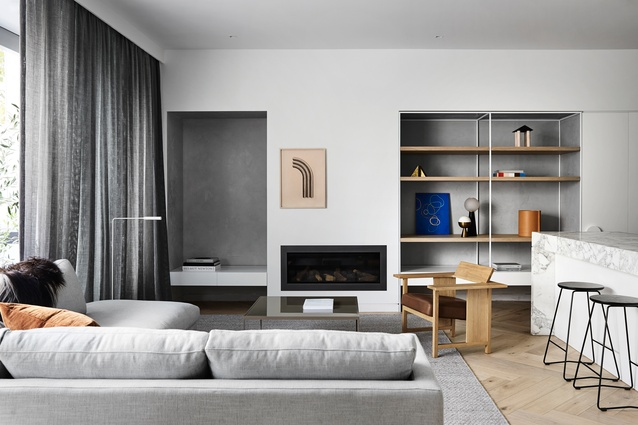 South Yarra  Mirror Apartment by Golden.