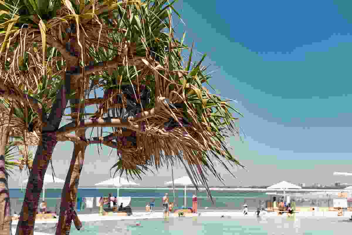 Kings Beach Ocean Pool by Guymer Bailey Architects.