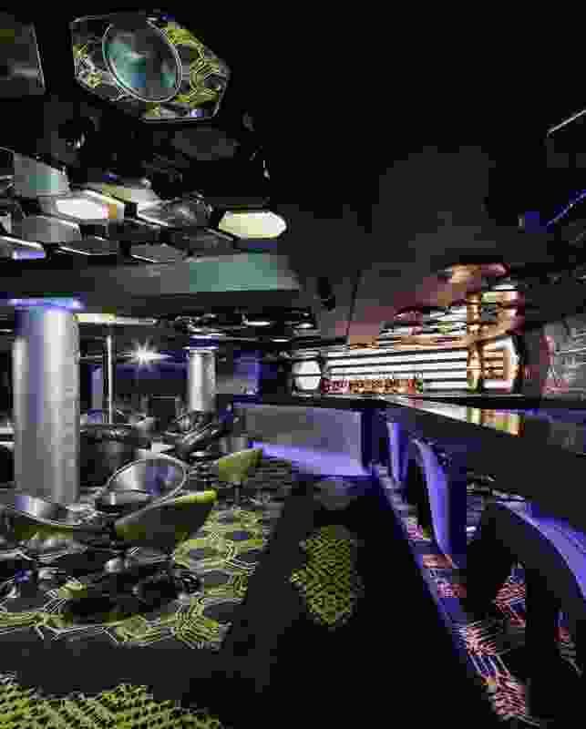 Honey B by Teo Cavallo Architects.
