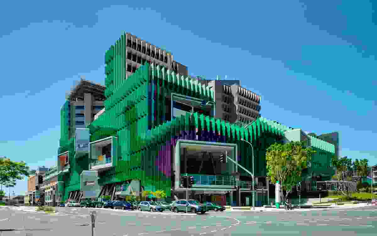 Lady Cilento Children's Hospital (Qld) by Conrad Gargett Lyons.