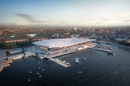 Final design for new Sydney Fish Market unveiled