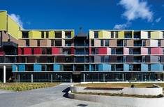 Taubmans brings colour and performance to Paragon Apartments by Turner