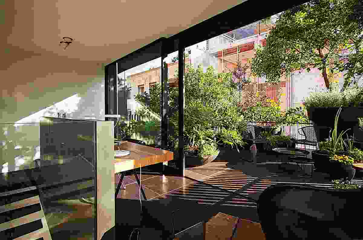 The Small House by Domenic Alvaro and 360 Degrees (NSW).