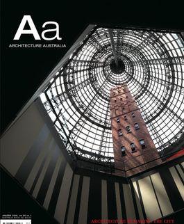 Architecture Australia, January 2006
