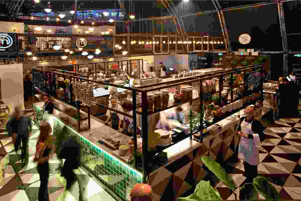 Masterchef Restaurant and Bar by AZBcreative.