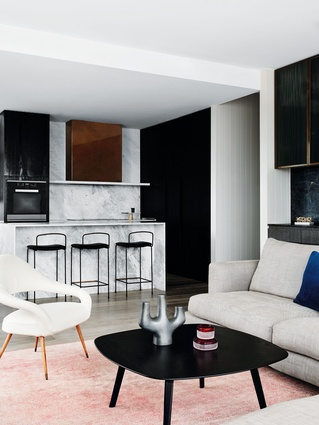 Hampton Penthouse by We Are Huntly.
