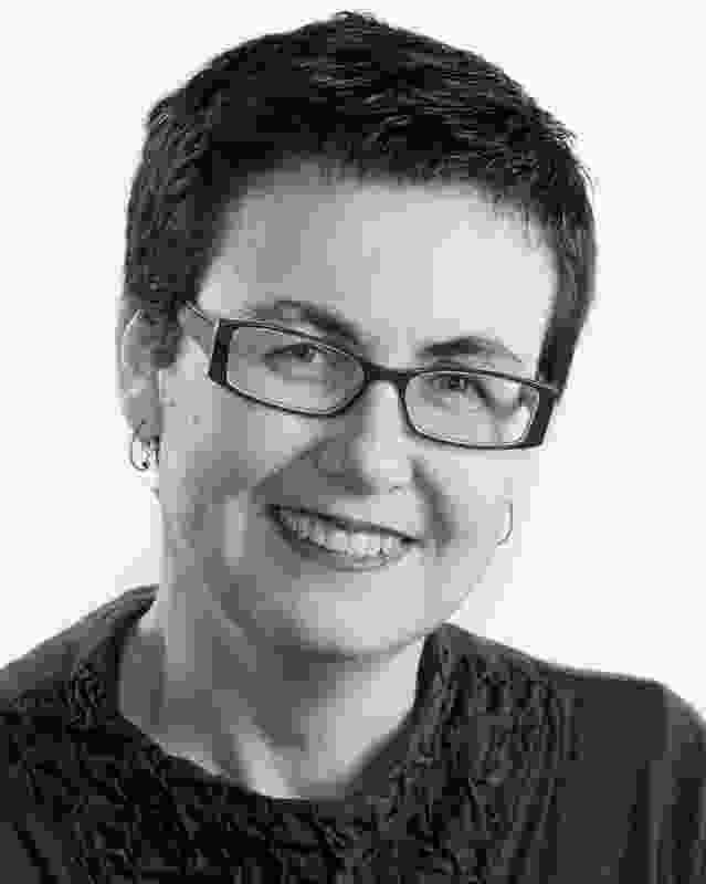 Justine Clark - Transform convenor, will chair the keynote session.