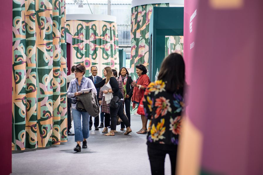 Hundreds of exhibitors will gather in Paris from 7 to 11 September for Maison&Objet Paris.