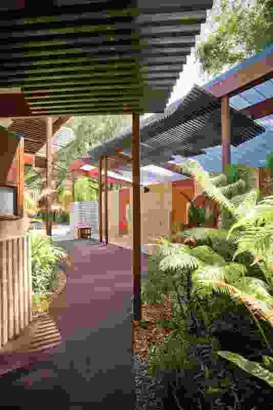Perth Zoo Eco Toilet Facility by Chindarsi Architects.