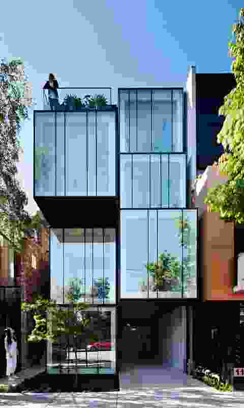 Wellington St Mixed Use by Matt Gibson Architecture and Design, DDB Design.