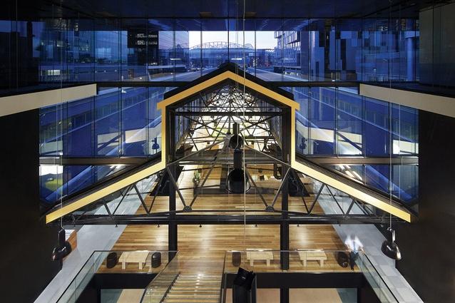 Goods Shed North Architectureau