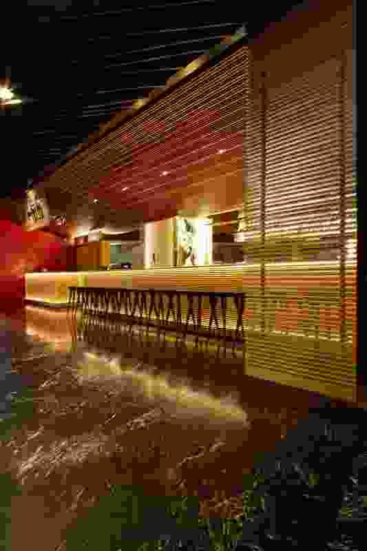 Ippudo Sydney – Koichi Takada Architects.