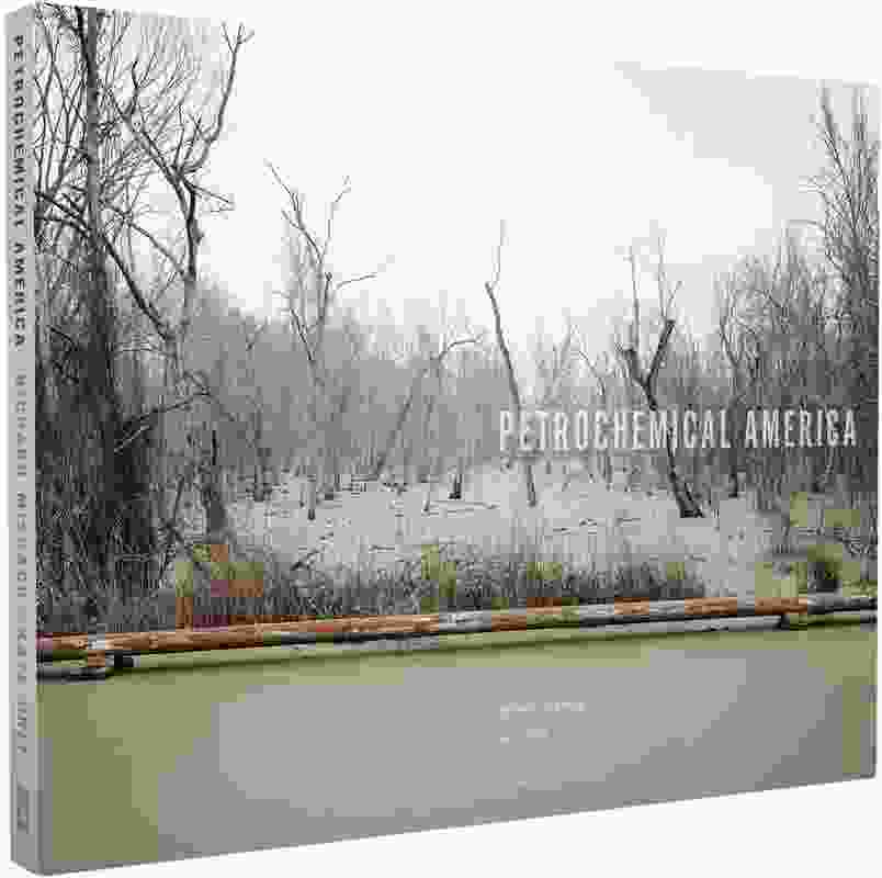 The book Petrochemical America features photographer Richard Misrach's record of Louisiana's Chemical Corridor, accompanied by Kate Orff's Ecological Atlas.