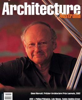 Architecture Australia, May 2002