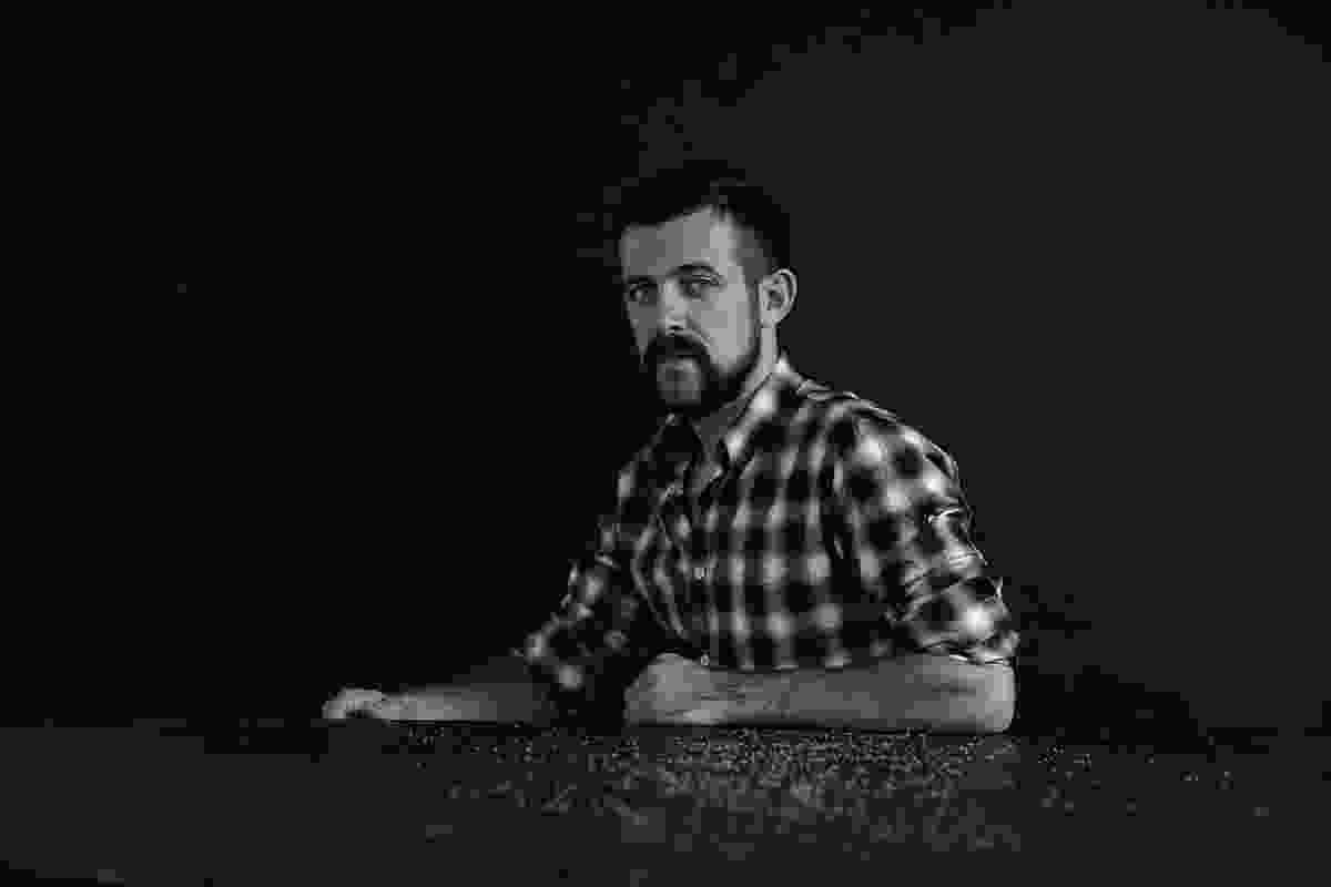 Lighting designer Christopher Boots.