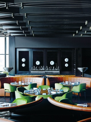 Dinner by Heston Blumenthal by Bates Smart