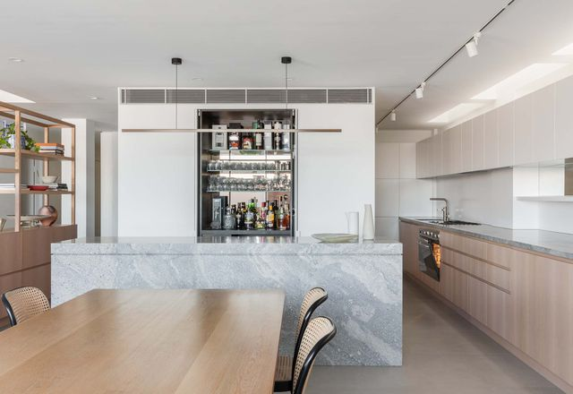 Bondi Apartment by Ricci Bloh Architecture and Interiors.