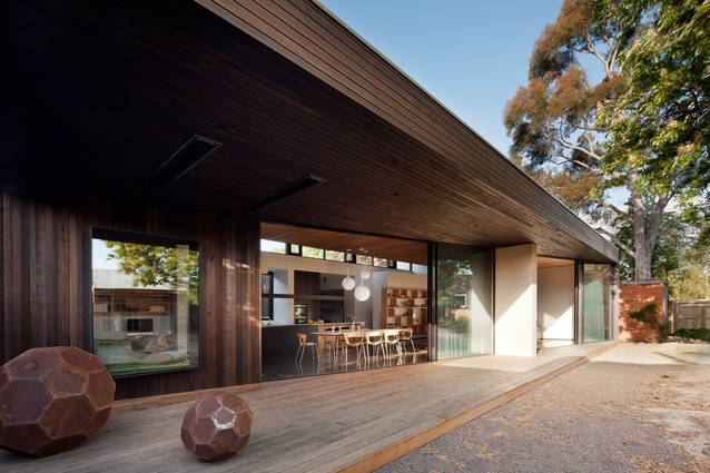 Webster Street House by Moloney Architects.