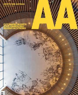 Architecture Australia, September 2016