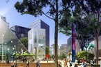 Two new public artworks for Green Square