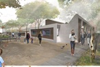 Vertical preschool among new Sydney childcare centres by Fox Johnston and Andrew Burges