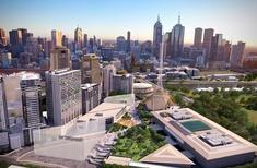 Major redevelopment of Melbourne's arts precinct planned