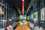 Fusion palate: Frank Restaurant & Bar