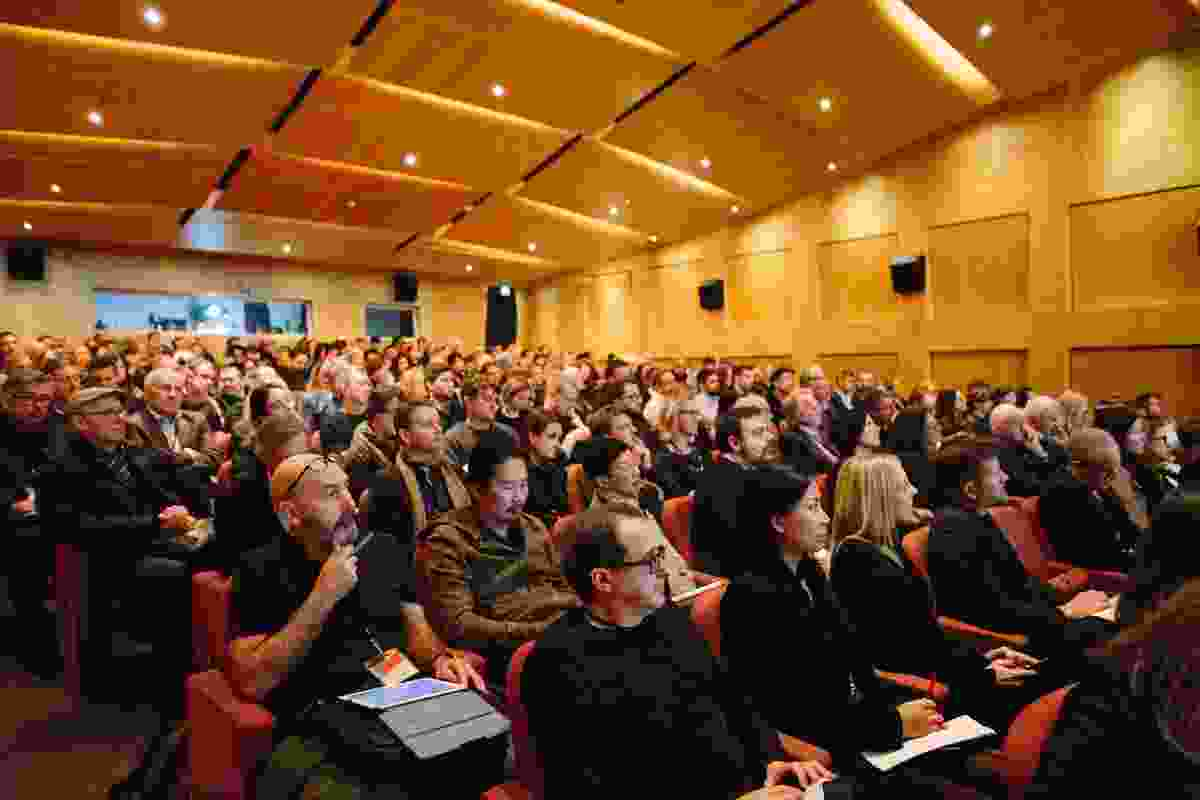 Housing Futures 2017 was held at Melbourne's NGV International on 4 August 2017.