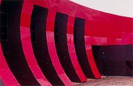 Facade of the Institute for Aboriginal and Torres Strait Islander Studies.