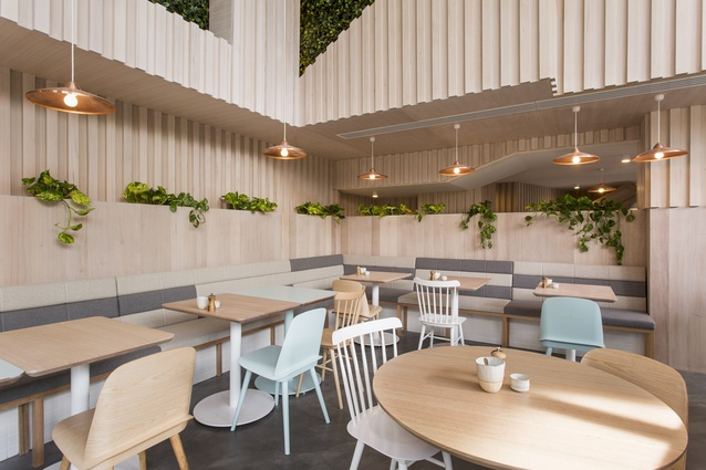 Australian projects recognized in restaurant and bar