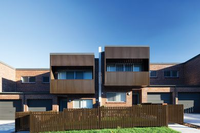 Social housing in Seven Hills by Fox Johnston.